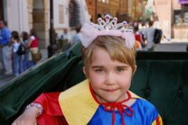 Mała Królowa - marzenie Natalki