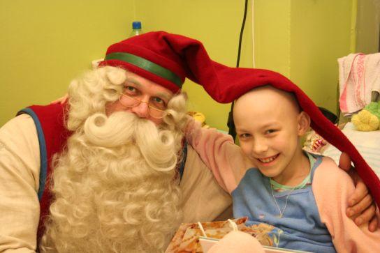 Wizyta Świętego Mikołaja z Laponii!