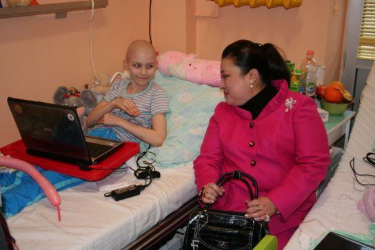Wizyta Księżnej Tajlandii w Instytucie Matki i Dziecka