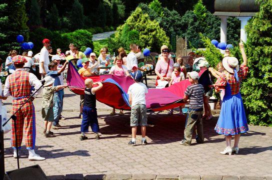 Festyn rodzinny w Domu Spełnionych Marzeń