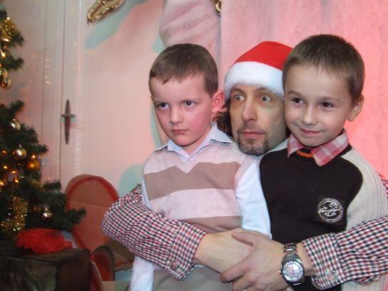 Bożonarodzeniowe spotkanie pacjentów i ich rodzin