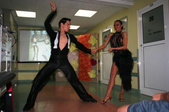 Wieczór z tańcem latynoamerykańskim w IMiD