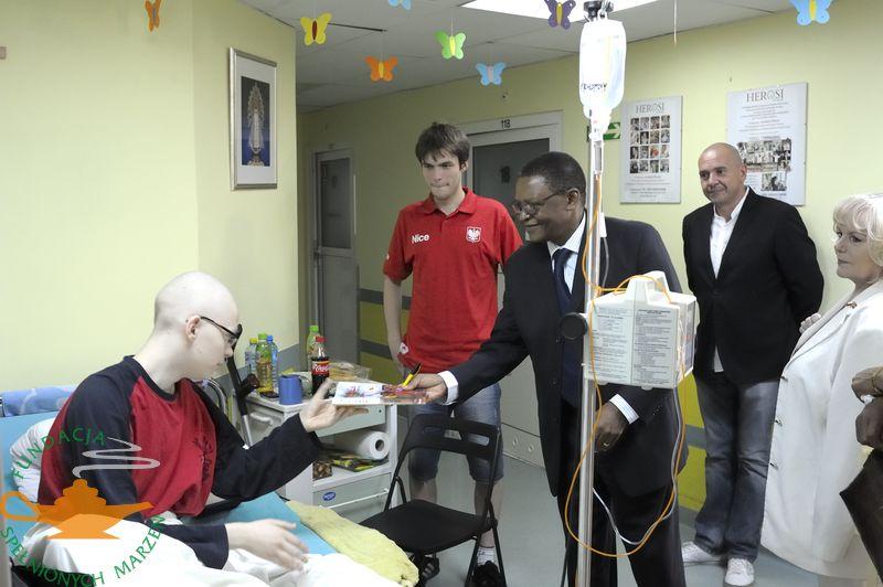 Wizyta Ambasadora RPA