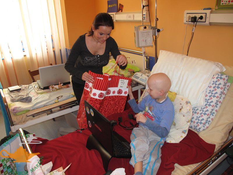 Fundacja DUVAL ze świąteczną misją na Litewskiej