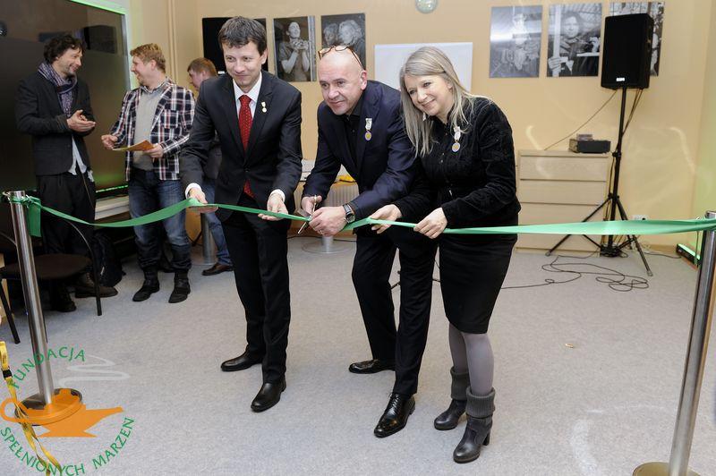 Otwarcie Centrum Rehabilitacji Społecznej