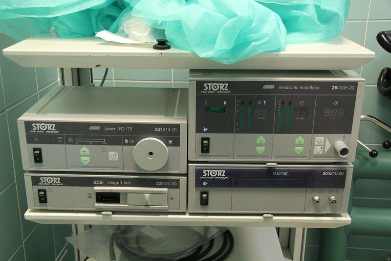 Zakup endoskopu dla IMiD