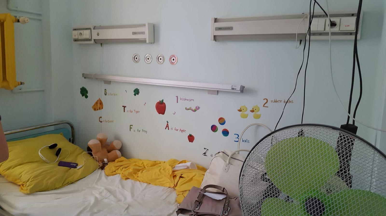 Remont Kliniki Chirurgi Onkologii IMiD