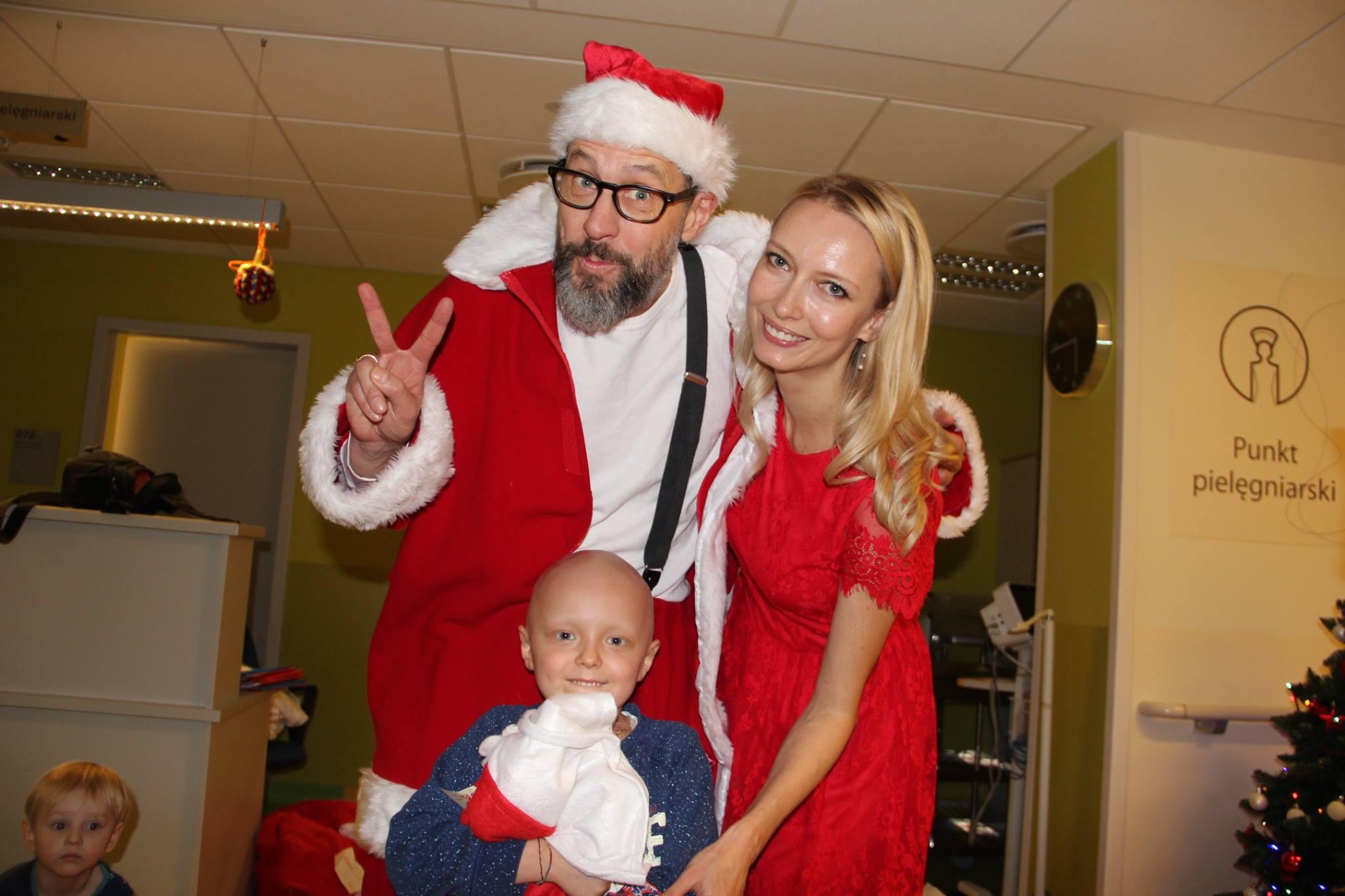 Świąteczna wizyta na Trojdena