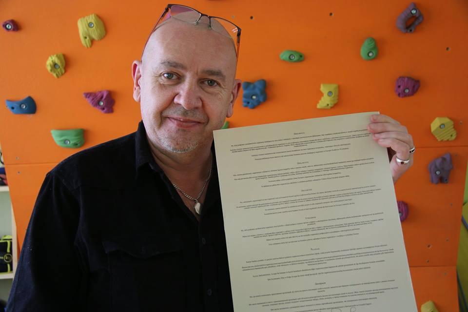 Podpisaliśmy deklarację współpracy międzynarodowej!