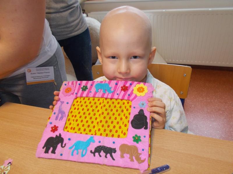 Arteterapia - kolorowe ramki