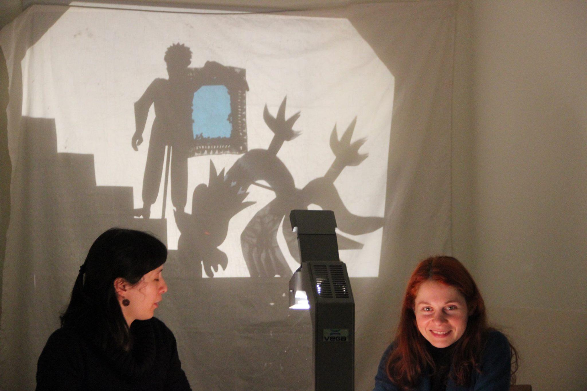 Teatr cieni na Trojdena