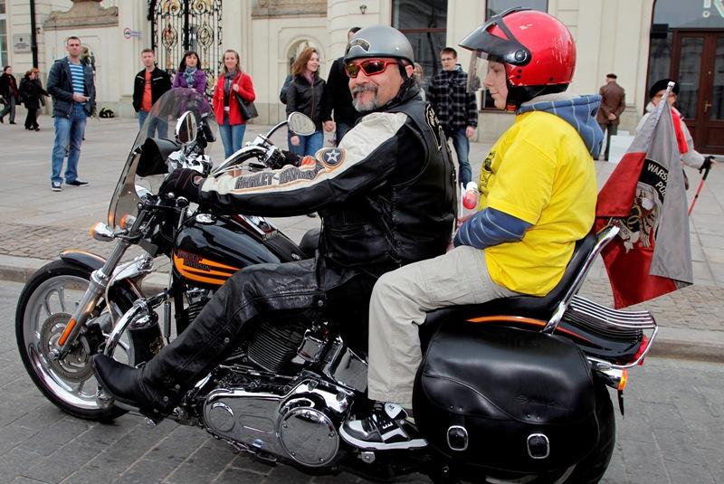 Wielkanocna Harley'ada Marzeń 2011