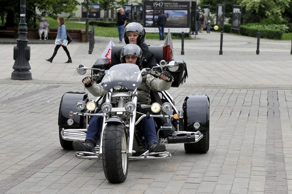 Dzień Dziecka z Harley'adą Marzeń 2013