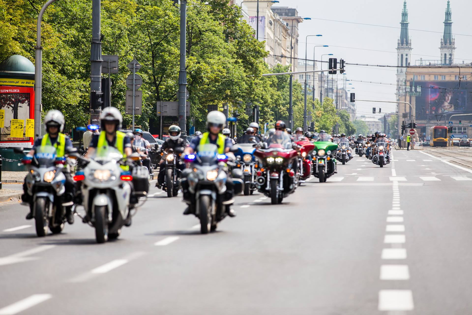 Szpiknikowa Harley'ada Marzeń 2015