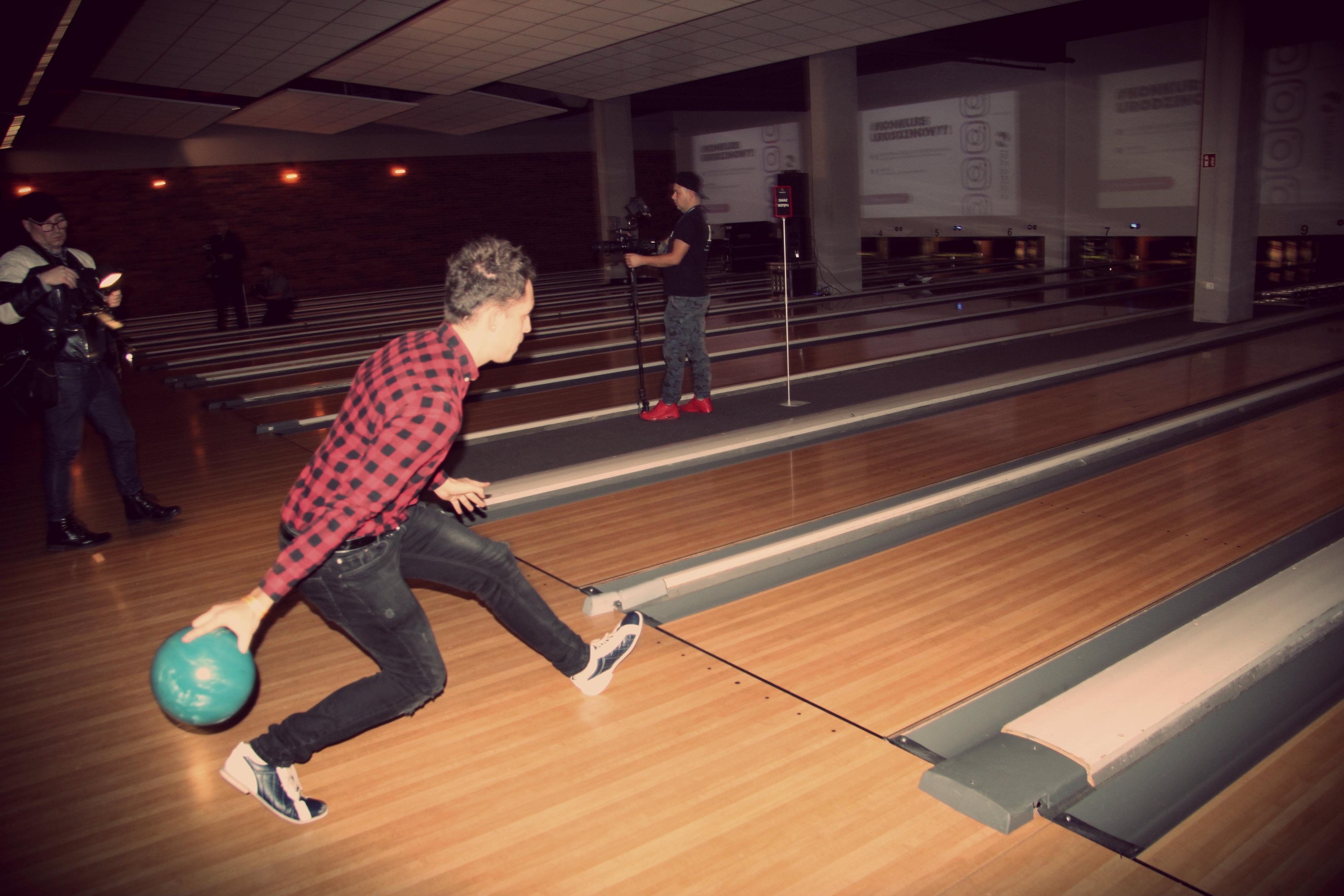 Byliśmy na Charytatywnym Meczu Bowlingowym dla Fundacji Spełnionych Marzeń w Hulakula!