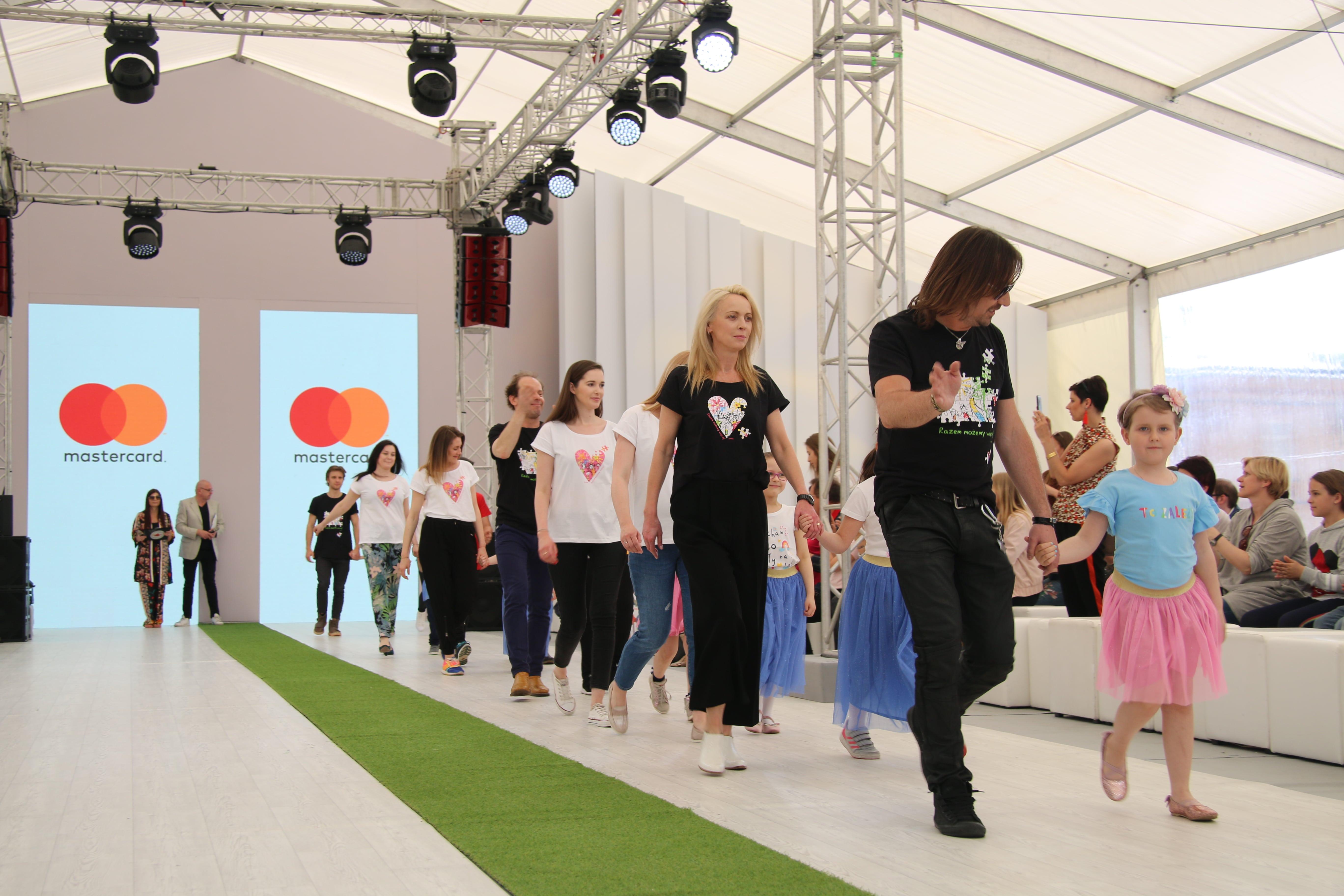 Nasze dzieci na prawdziwym pokazie mody w Krakowie!