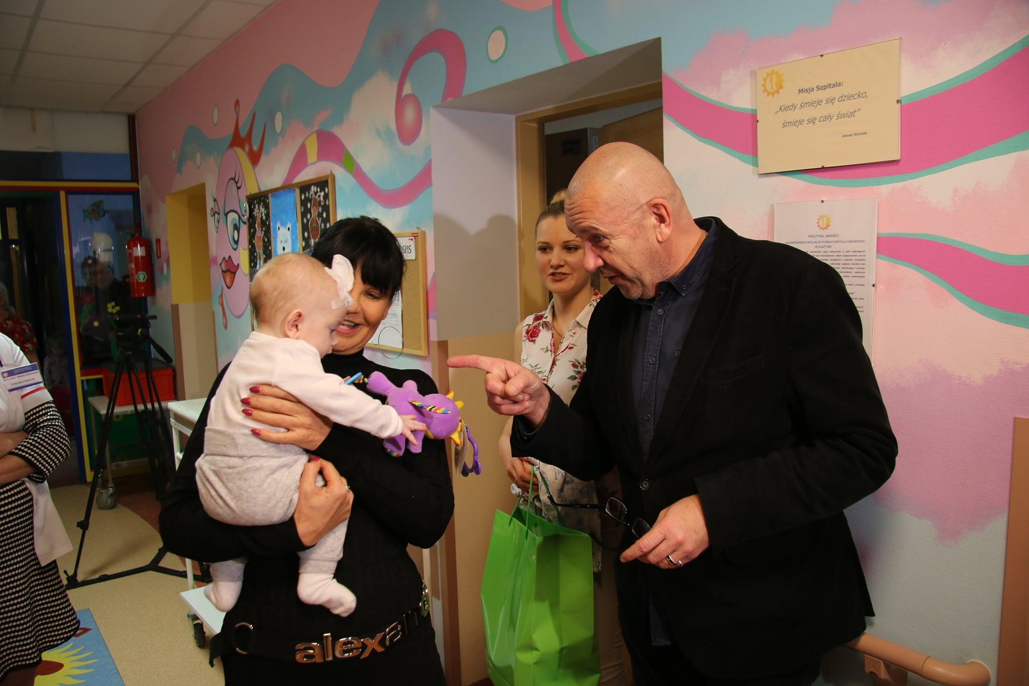 Mikołaj odwiedził dzieci w Olsztynie!