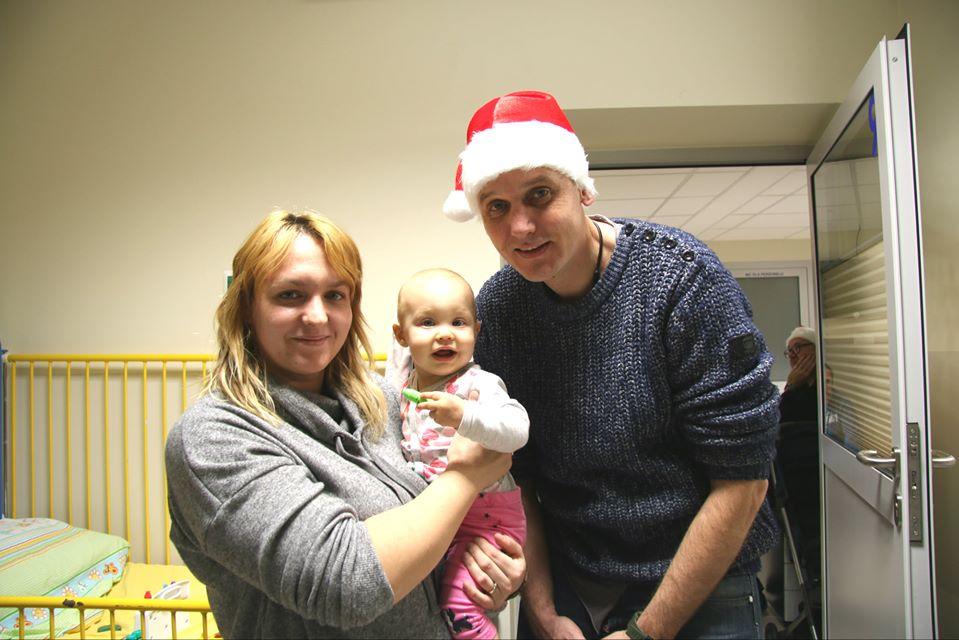Mikołaj wręczył prezenty dzieciom w Warszawie!