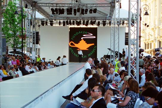 Warsaw Fashion Street dla Fundacji Spełnionych Marzeń