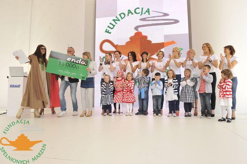 Nasi podopieczni na Warsaw Fashion Street 2011
