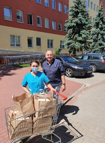 Fundacja Spełnionych Marzeń i Amrit Oriental Food nadal w akcji!