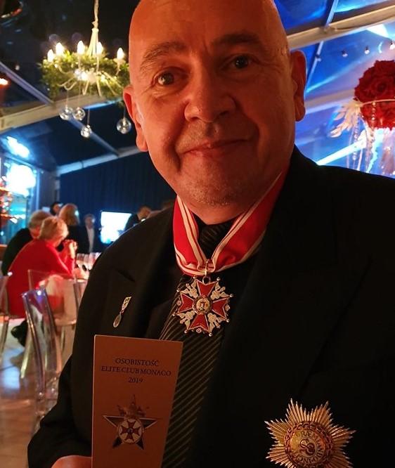 Wyróżnienie dla Prezesa Fundacji Spełnionych Marzeń!