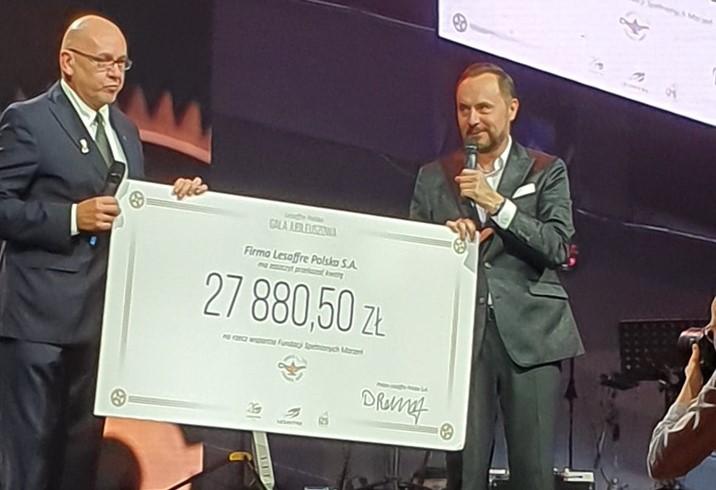 Lesaffre Polska wspiera Fundację Spełnionych Marzeń!