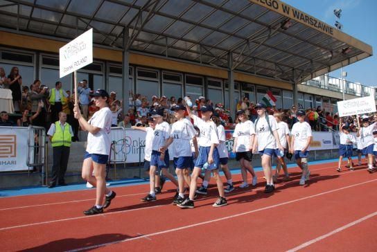II Międzynarodowe Igrzyska Sportowe Onko-Olimpiada 2008