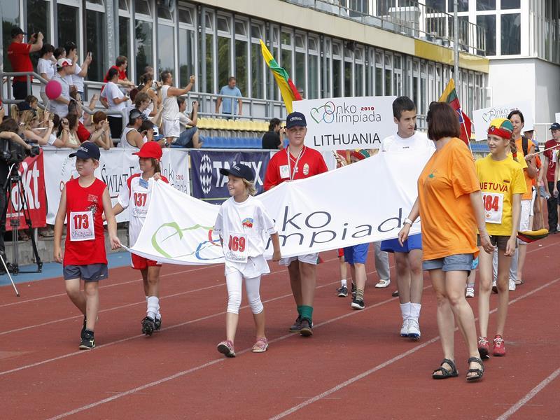 III Międzynarodowe Igrzyska Sportowe ONKO-OLIMPIADA 2010
