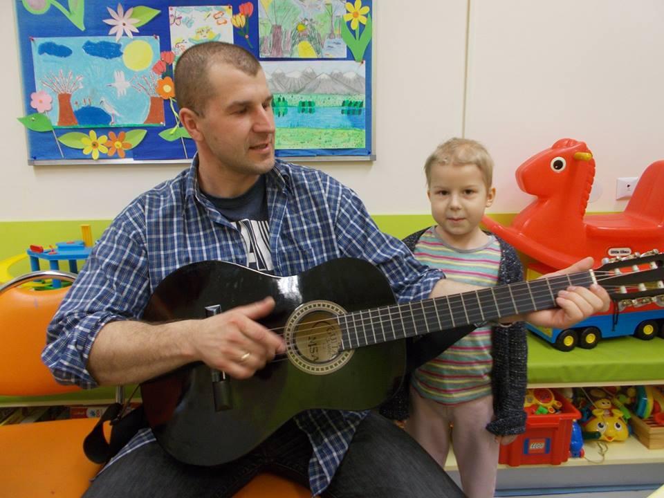 Gitarowe warsztaty muzyczne
