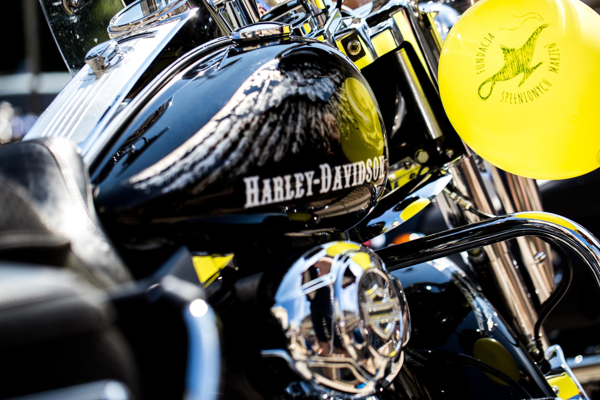 Szpiknikowa Harley'ada Marzeń 2016