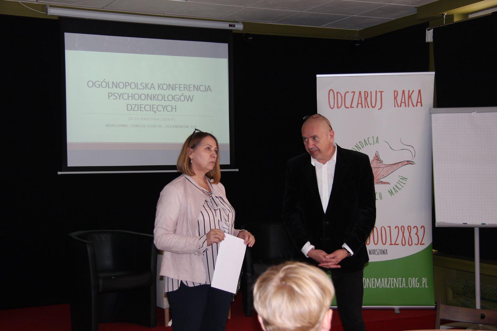 Fundacja Spełnionych Marzeń na konferencjach